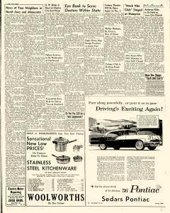 Mason City Globe Gazette, November 29, 1955, Page 9