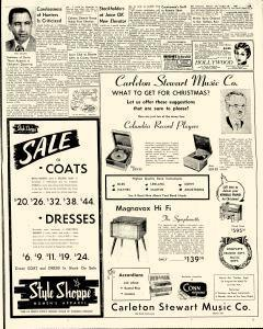 Mason City Globe Gazette, November 29, 1955, Page 13