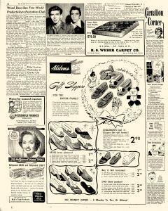 Mason City Globe Gazette, November 29, 1955, Page 14