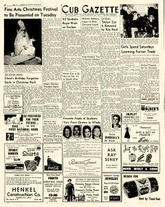 Mason City Globe Gazette, December 17, 1955, Page 8