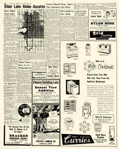 Mason City Globe Gazette, December 17, 1955, Page 16