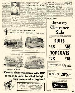 Mason City Globe Gazette, January 11, 1956, Page 16