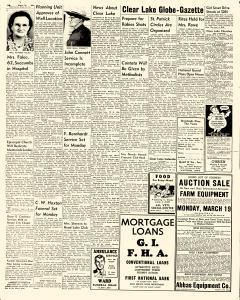 Mason City Globe Gazette, March 16, 1956, Page 20