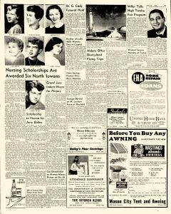 Mason City Globe Gazette, April 14, 1956, Page 3