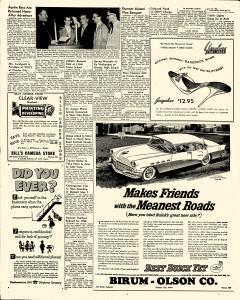 Mason City Globe Gazette, April 23, 1956, Page 3