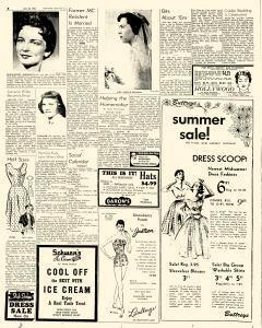 Mason City Globe Gazette, June 26, 1956, Page 8