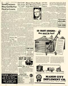 Mason City Globe Gazette, June 26, 1956, Page 16