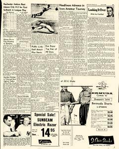 Mason City Globe Gazette, July 11, 1956, Page 17