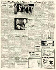 Mason City Globe Gazette, July 11, 1956, Page 10