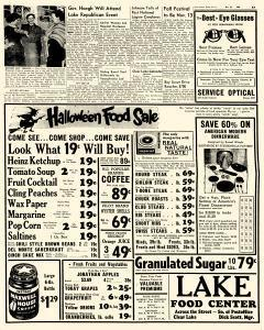 Mason City Globe Gazette, October 25, 1956, Page 11