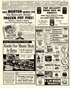 Mason City Globe Gazette, October 25, 1956, Page 25