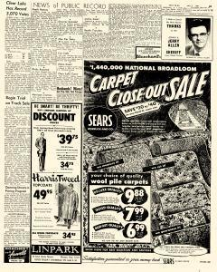 Mason City Globe Gazette, November 07, 1956, Page 23