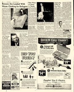 Mason City Globe Gazette, November 25, 1956, Page 6