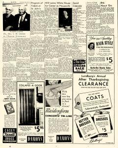Mason City Globe Gazette, November 25, 1956, Page 8