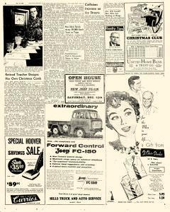 Mason City Globe Gazette, December 13, 1956, Page 8