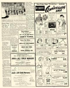 Mason City Globe Gazette, October 11, 1957, Page 5