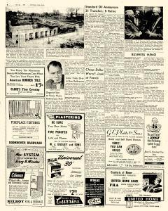Mason City Globe Gazette, October 26, 1957, Page 4