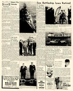 Mason City Globe Gazette, October 26, 1957, Page 18