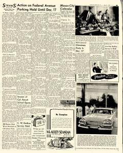 Mason City Globe Gazette, December 03, 1957, Page 25