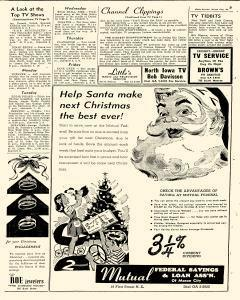 Mason City Globe Gazette, December 20, 1957, Page 16