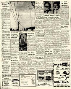 Mason City Globe Gazette, August 13, 1958, Page 6