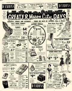 Mason City Globe Gazette, May 20, 1959, Page 16