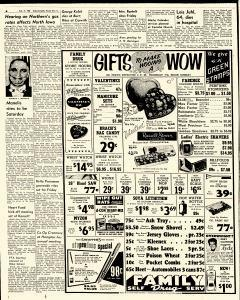 Mason City Globe Gazette, February 11, 1960, Page 8