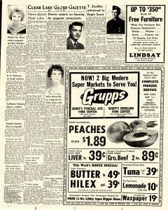 Mason City Globe Gazette, July 18, 1960, Page 16