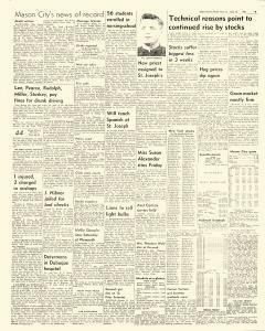 Mason City Globe Gazette, August 25, 1960, Page 7