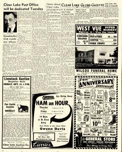 Mason City Globe Gazette, October 19, 1960, Page 24