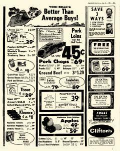 Mason City Globe Gazette, November 10, 1960, Page 21