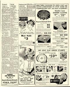Mason City Globe Gazette, November 16, 1960, Page 6