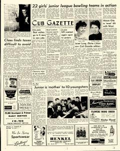 Mason City Globe Gazette, February 03, 1961, p. 15