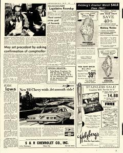 Mason City Globe Gazette, February 23, 1961, Page 3