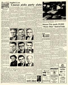 Mason City Globe Gazette, October 04, 1961, Page 23