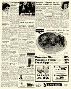 Mason City Globe Gazette, October 16, 1961, Page 24