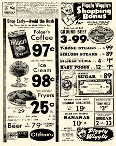 Mason City Globe Gazette, October 16, 1961, Page 19