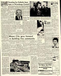Mason City Globe Gazette, March 24, 1962, Page 9