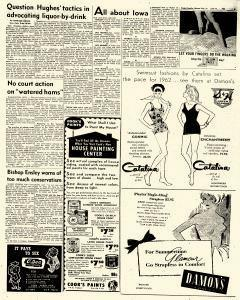 Mason City Globe Gazette, June 11, 1962, Page 3