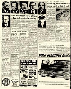 Mason City Globe Gazette, November 13, 1962, Page 18