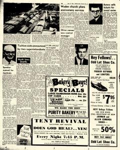 Mason City Globe Gazette, September 12, 1963, Page 20