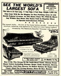 Mason City Globe Gazette, September 18, 1963, Page 17