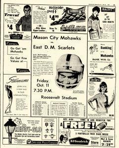 Mason City Globe Gazette, October 10, 1963, Page 13