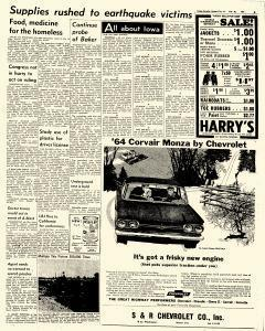 Mason City Globe Gazette, February 20, 1964, Page 3