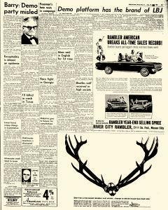 Mason City Globe Gazette, August 25, 1964, Page 3
