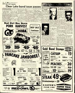 Mason City Globe Gazette, November 04, 1964, Page 24