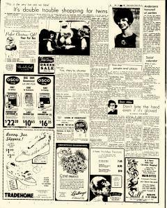Mason City Globe Gazette, December 21, 1964, Page 6