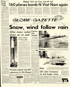 Mason City Globe Gazette, March 02, 1965, Page 1