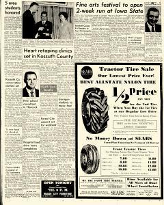 Mason City Globe Gazette, March 10, 1965, Page 8