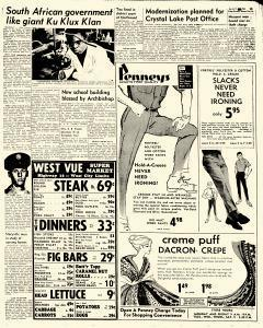 Mason City Globe Gazette, March 17, 1965, Page 15